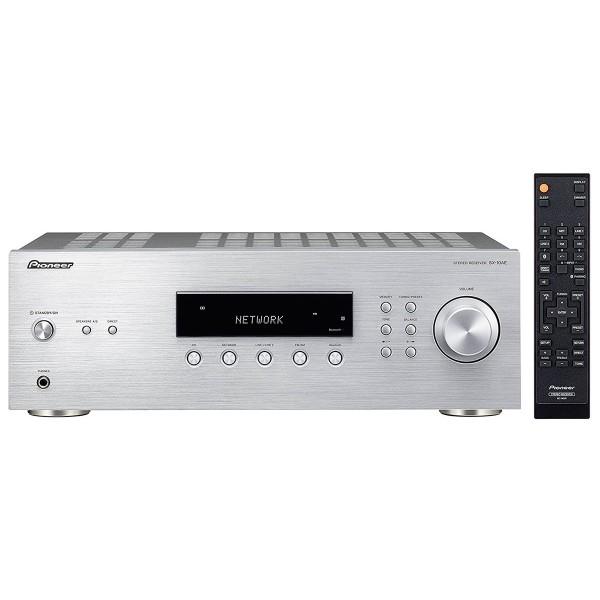 Pioneer sx-10ae plata receptor estéreo 200w 4 entradas line salidas tape y subwoofer entrada phono altavoz a/b radio ukw y bluetooth