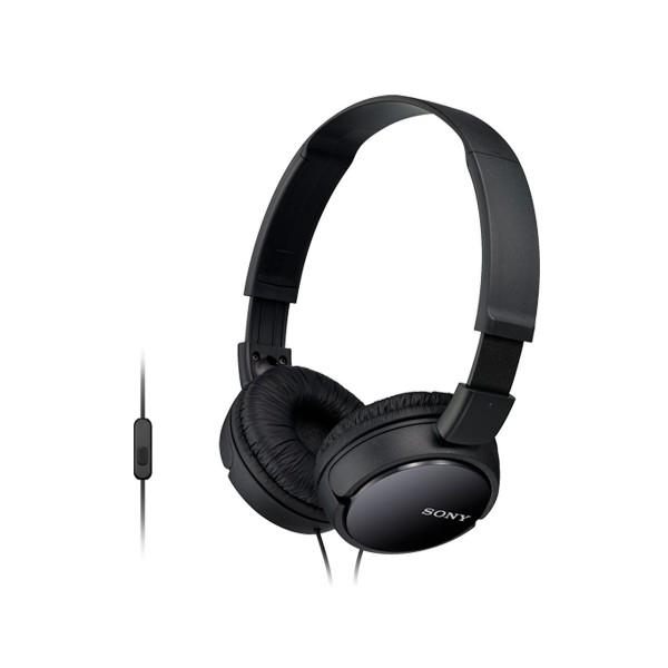 Sony mdrzx110ap auriculares hifi manos libres negro