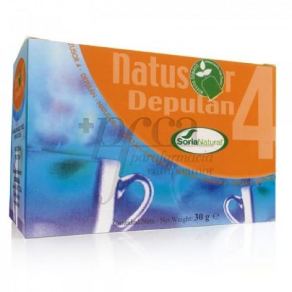 NATUSOR 4- DEPULAN INFUSION R.03030