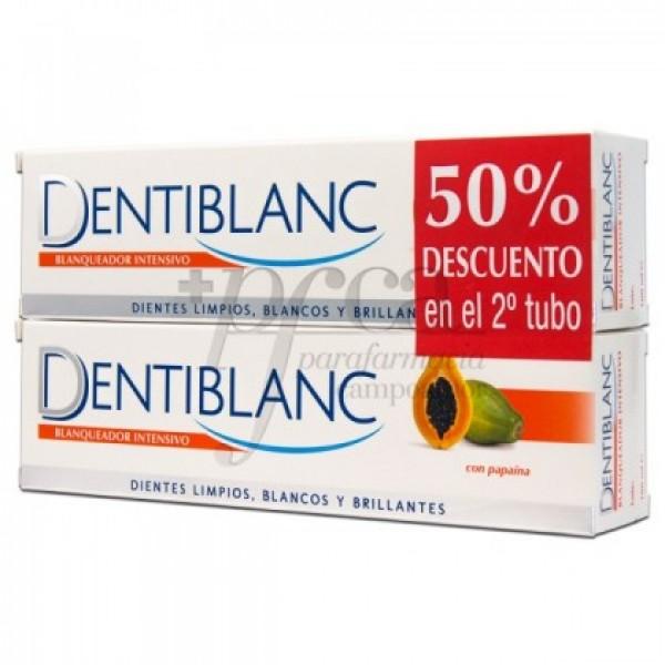 DENTIBLANC BLANQUEADOR INTENSIVO 2X 100ML PROMO