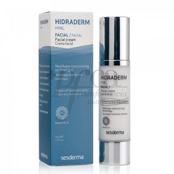 HIDRADERM HYAL CREMA FACIAL 50 ML