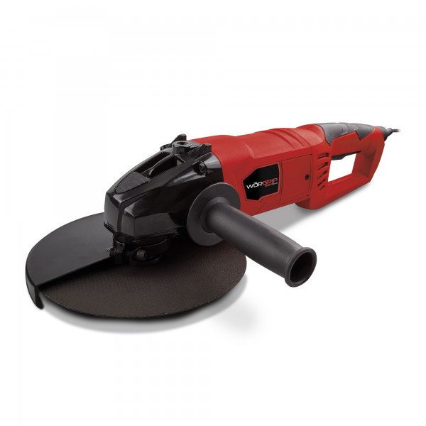 Amoladora  worgrip-pro 230mm. 2350w.
