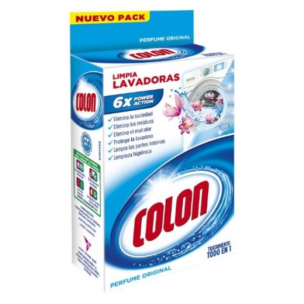Colon limpia lavadoras tratamiento todo en 1 250 gr