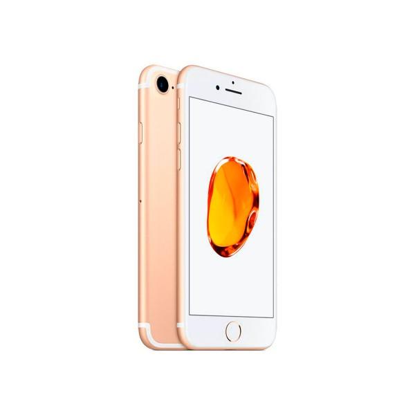 Apple iphone 7 32gb dorado reacondicionado cpo móvil 4g 4.7'' retina hd/4core/32gb/2gb ram/12mp/7mp