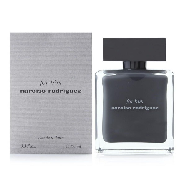 Narciso rodriguez men eau de toilette 100ml vaporizador