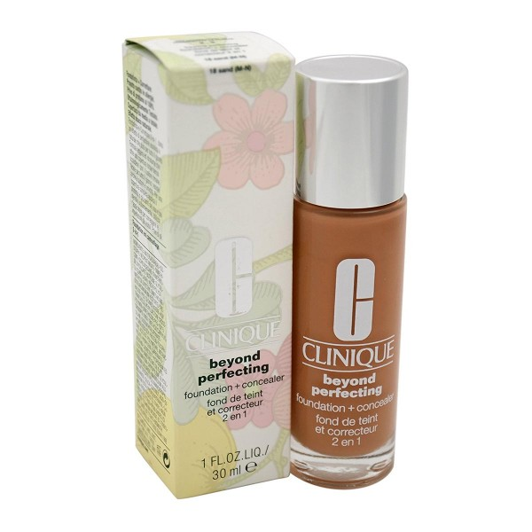 Clinique beyond perfecting foundation + concealer linen
