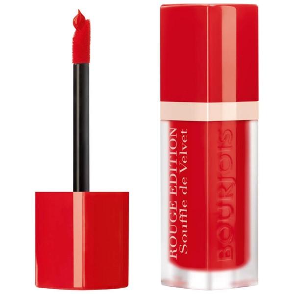 Bourjois rouge edition souffle de velvet lipstick 72 coquelic'oh!