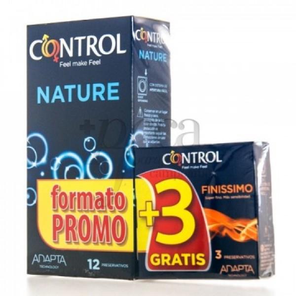 CONTROL ADAPTA NATURE 12U + 3U PROMO