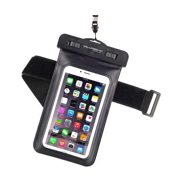 Akashi bolsa impermeable para smartphone de 5.7''