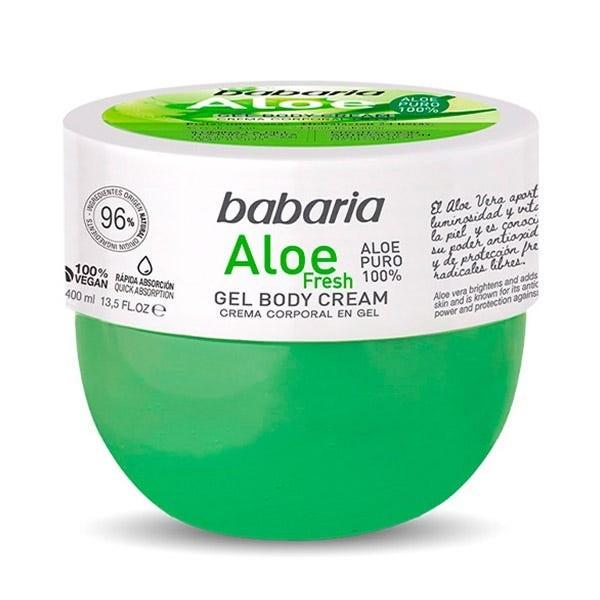 Babaria aloe fresh body cream gel 1ml
