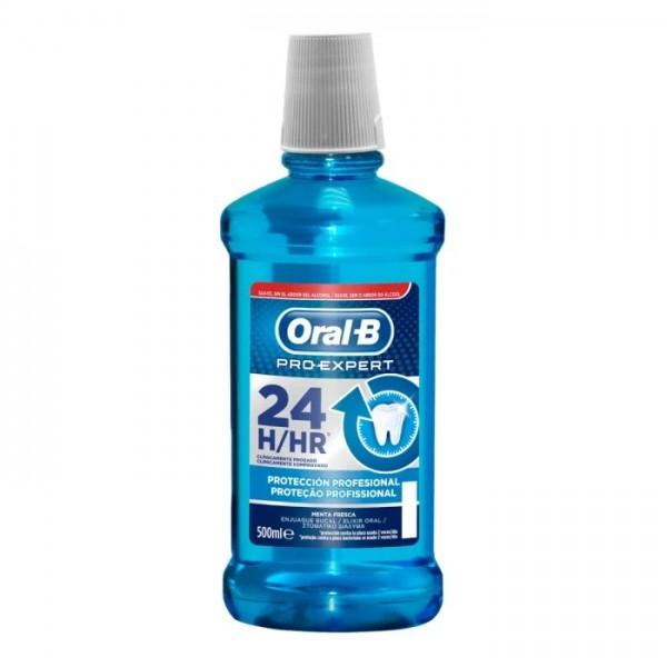 ORAL-B pro-expert proteccion profesional colutorio 500 ml