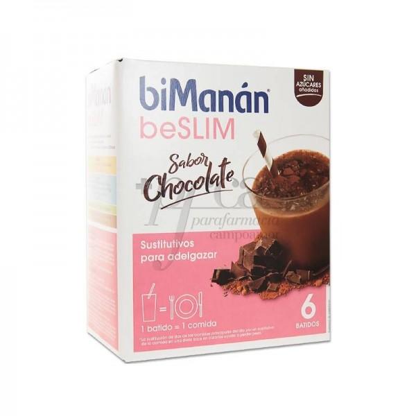 BIMANAN BATIDOS CHOCOLATE 5+1 UDS