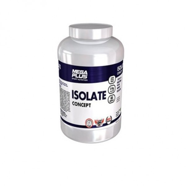 Isolate concept cookie 1 kg