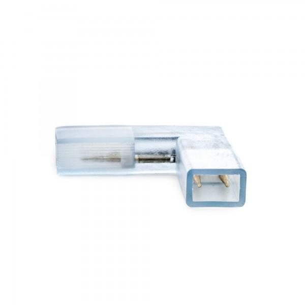 "Conectador tira led ""l"" ip65 smd3528"