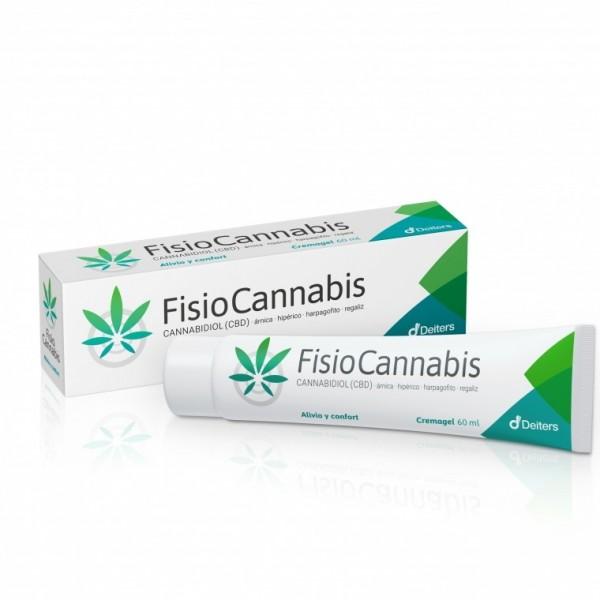 FISIOCANNABIS CREMAGEL 200 G