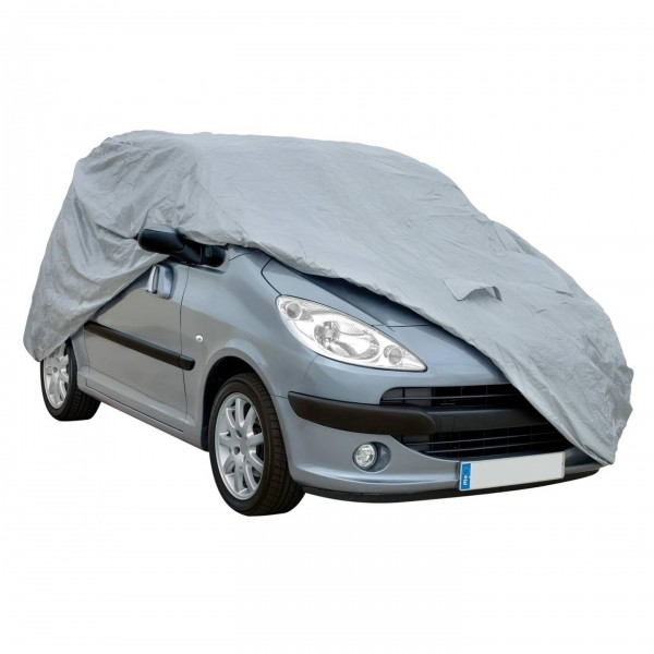Funda exterior premium Citroen C1 3PTS ET 5PTS DE 2012, impermeable, Lona, cubierta
