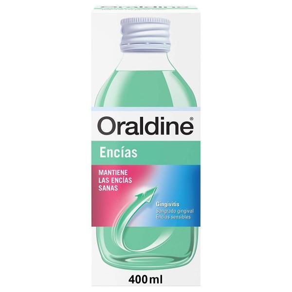 ORALDINE ENCIAS 400 ML.