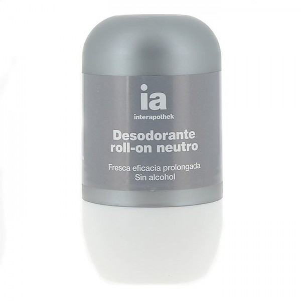 IA  DESODORANTE ROLL-ON NEUTRO 50ML S/ALCOHOL